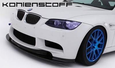 Kohlenstoff (コーレンストッフ) カーボンリップスポイラー BMW E92/E93 M3 岡山