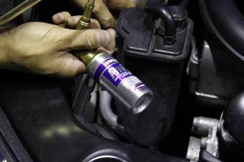 エアコン添加剤 VW AUDI BMW 輸入車 岡山 燃費 メンテナンス