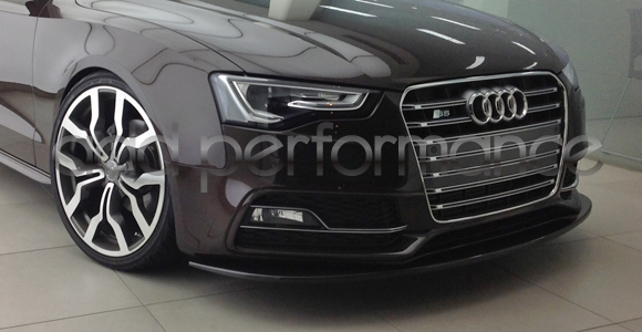 add performance製 AUDI A5/S5 カーボンフロントリップ